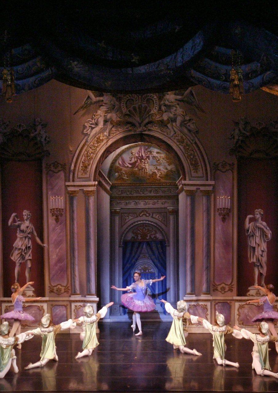 Moscow City Ballet La Bella Durmiente