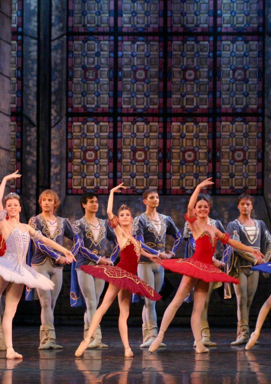 Moscow City Ballet Lago