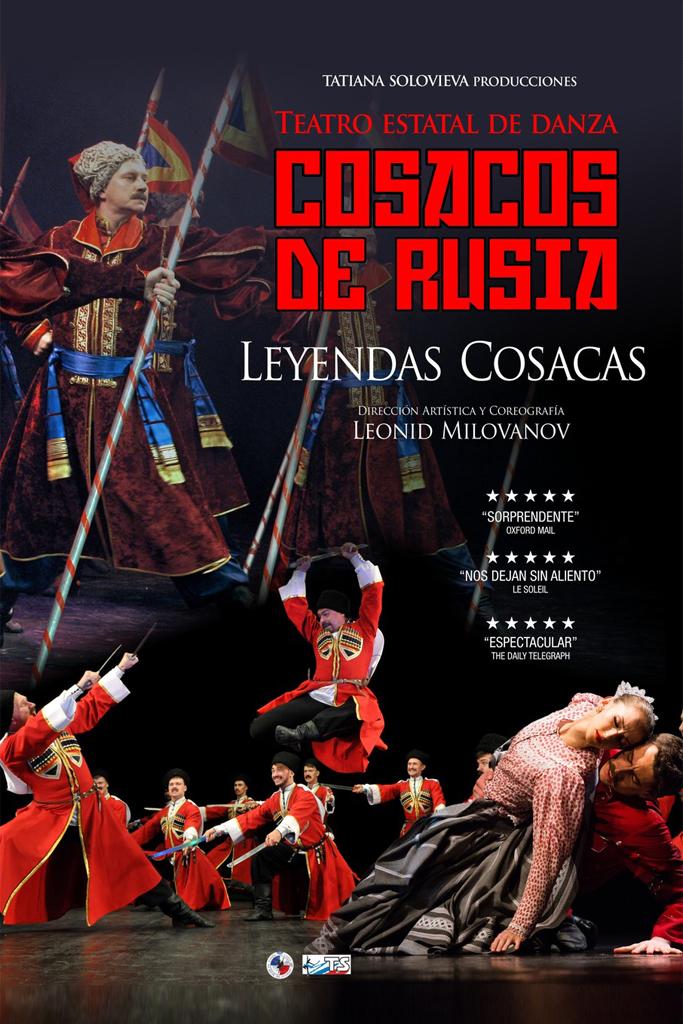 leyendas y cosacos