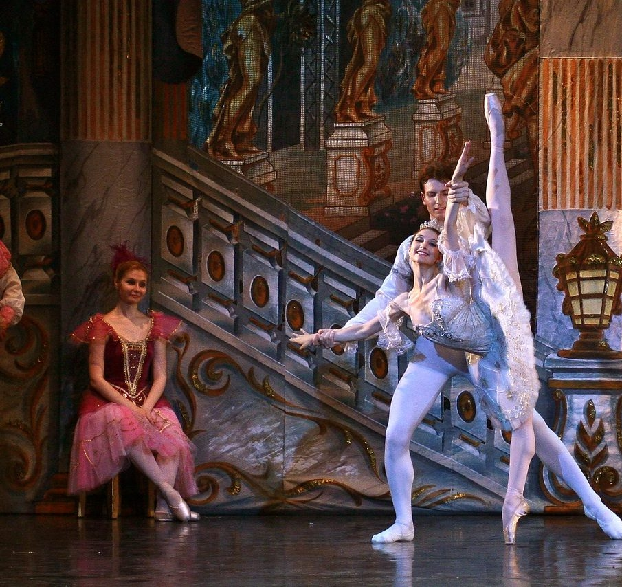 Moscow iti Ballet La Bella