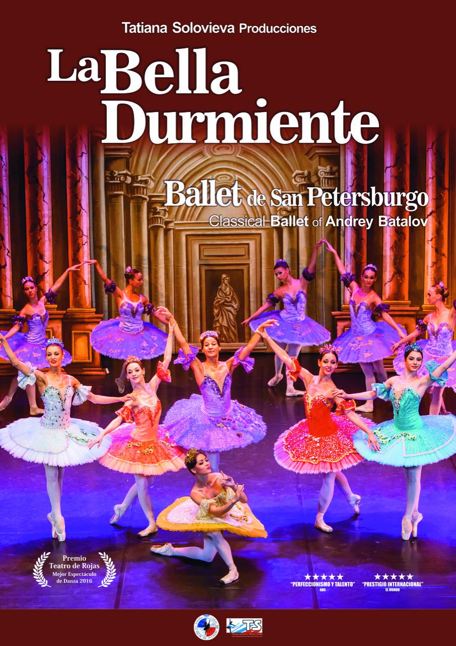 La Bella Durmiente Ballet Comprar Entradas Tatiana Solovieva Producciones