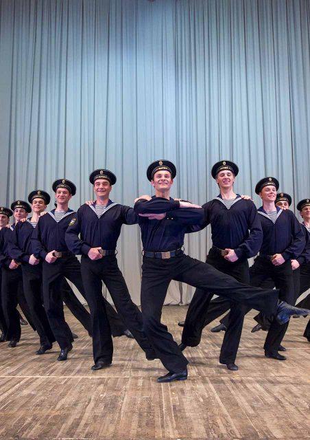 marineros danza pueblos del mundo