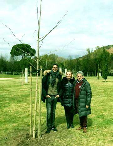 bosque danza Logroño con director escuela
