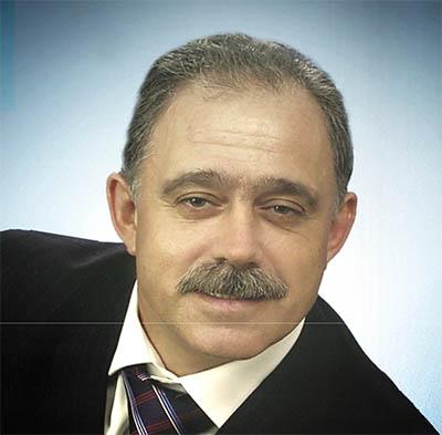 Leonid Milovanov director compañía Cosacos de Rusia