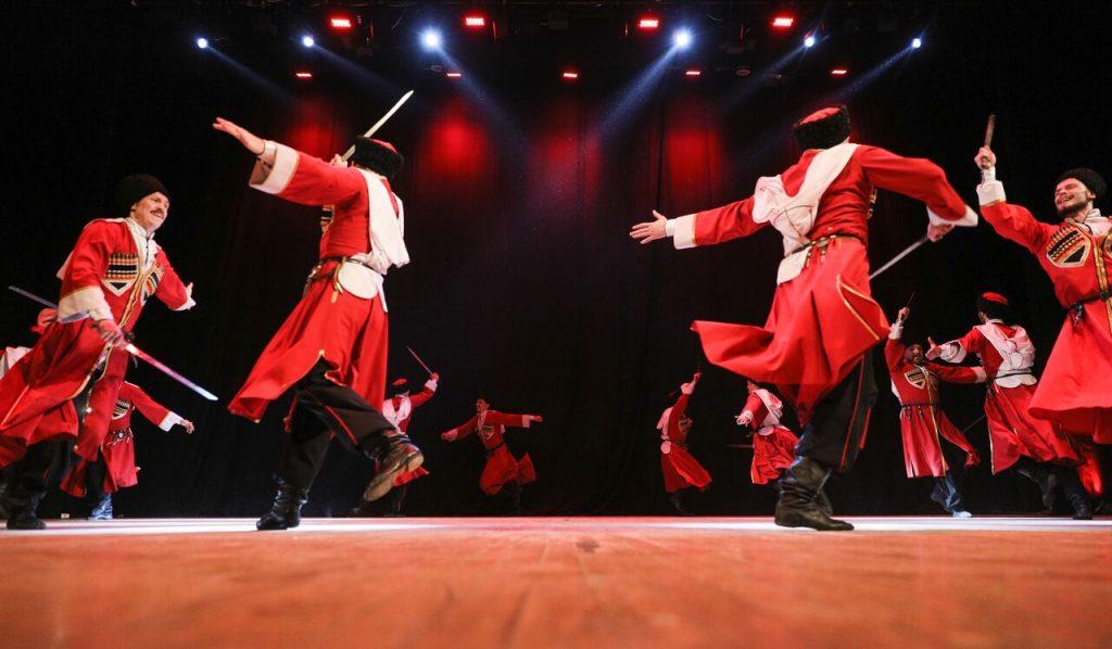 Cosacos de Rusia Teatro Villamarta