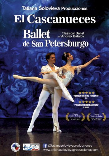 cartel-cascanueces-ballet-san-petersburgo