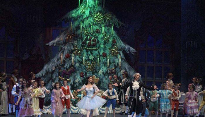 cascanueces ballet san petersburgo
