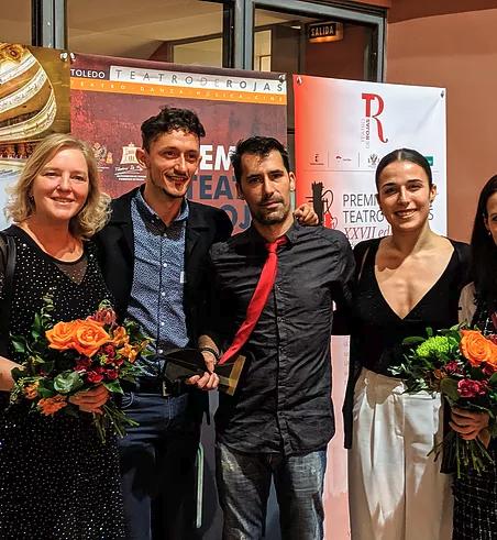 Albidanza Premios Teatro de Rojas