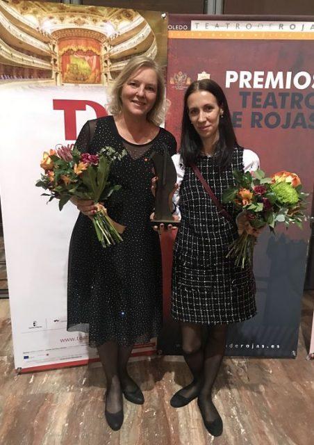 tatiana solovieva premios teatro rojas 2018
