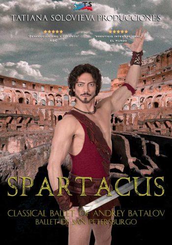 Spartacus ballet merida