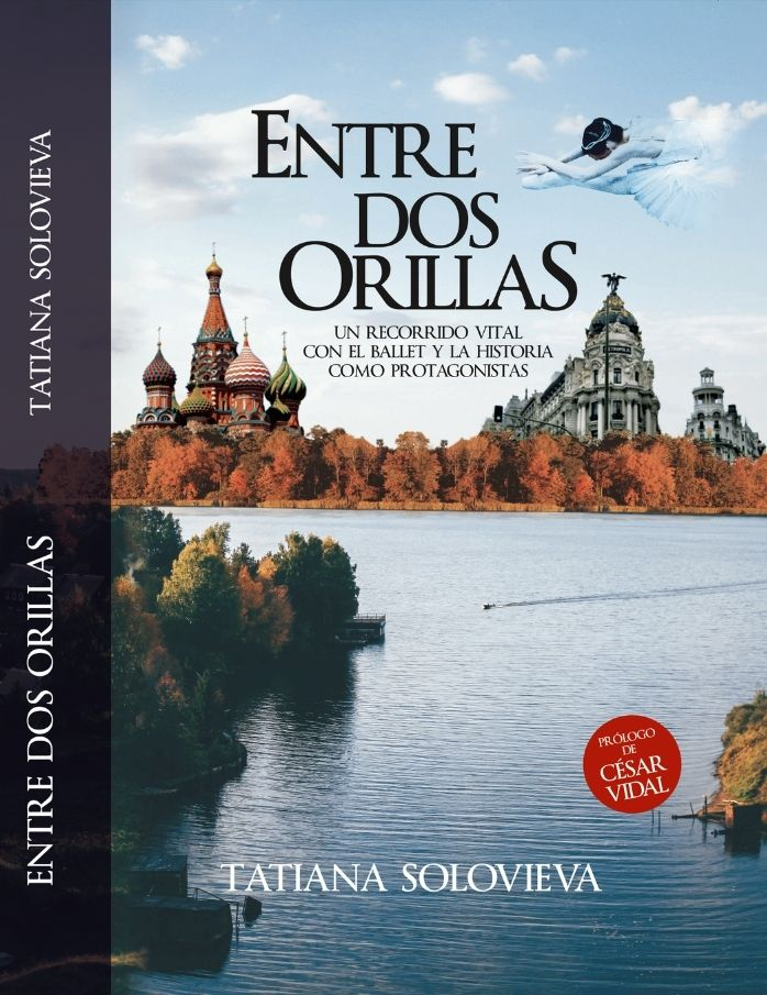 portada libro tatiana entre dos orillas